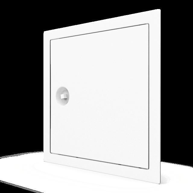 Trappe de visite métallique Tempo Softlineouverture clé carrée 3