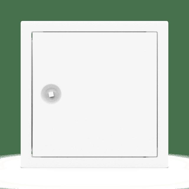 Trappe de visite métallique Tempo Softlineouverture clé carrée 1