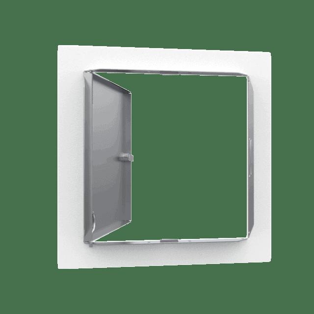 Trappe de visite métallique Tempo SoftlineClé cylindrique 4